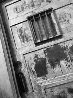 Alcatraz Cell Door
