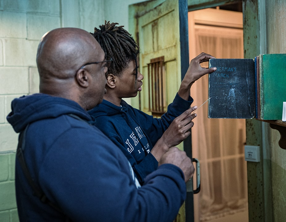 Atlanta's best prison break escape room